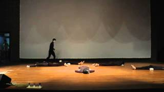Threats of Technology : Back To The Nature   | Best ROBOTIC Mime Ever | Classic HD | GTU Youthfest |