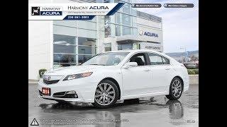 Acura TL ASpec Harmony Acura A Kelowna BC Free - Harmony acura