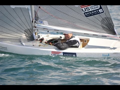 Sailing Slow Motion - 2013 IFDS Sailing World Championships - 29 August 2013