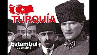 Mustafa Kemal Atatürk   🇹🇷 Turquía # 7   La Ruta de Enrique