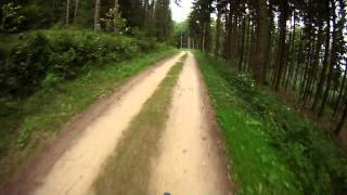 Landal Wirfttal ATB route