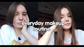 повседневный макияж everyday makeup
