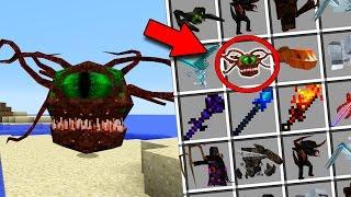 Minecraft - CRIATURAS DEFORMES MOD - Corre mientras puedas!! MINECRAFT MOD
