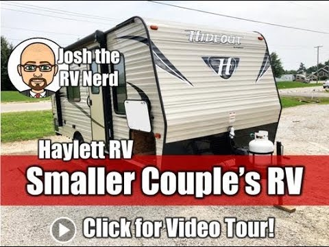 2015 Hideout 178lhs Used Small Carpetless Couple S Camping Keystone Travel Trailer