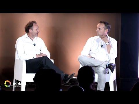 Keynote: Christophe Muller, YouTube & Denis Ladegaillerie, Believe Digital