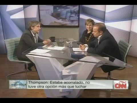 Fritz Thompson en Aristegui Noticias