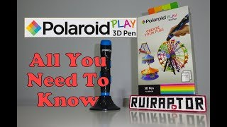 POLAROID Play 3D Pen - All You Need To Know