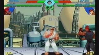 Lens of Truth: Retro - X-Men vs Street Fighter