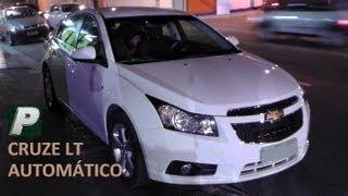 Caçador de Carros: Chevrolet Cruze LT automático 2013 EM DETALHES