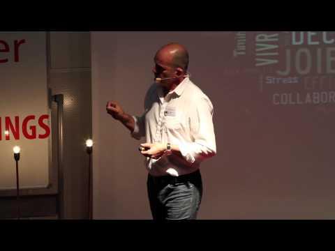 Mindfulness - Force et vulnérabilité: Dominique Steiler at TEDxIsèreRiver