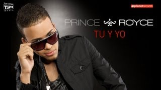 Video Tú y Yo Prince Royce