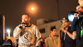 Freestyle Stigma y Sador en Perú - Raptonda 2015 (Killer Rhymes vs LXL16)