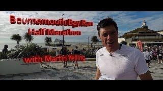 Bournemouth Bay Half Marathon   with Martin Yelling