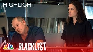 Red Places Blame on Liz - The Blacklist (Episode Highlight)