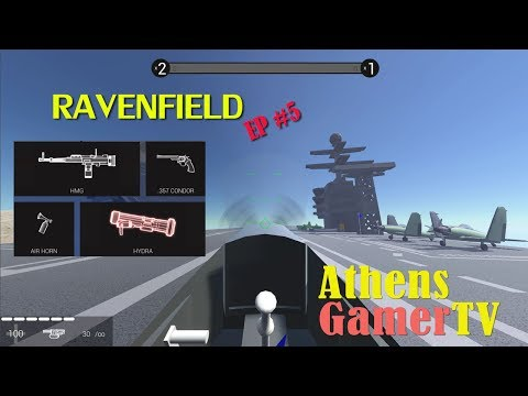 Ravenfield ep#5 NEW GUN  - AthensGamerTV by Athens Thanakrt