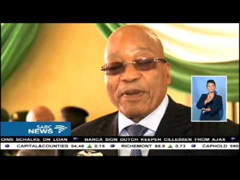 President Zuma expected to arrive in Kenya for TICAD