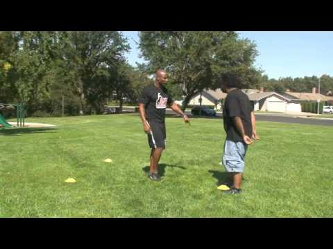 Donovin Darius: Football/ Leverage Tackling Demo