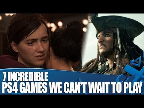 7 Incredible PlayStation Games We Can't Wait To Play