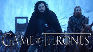 GOT 8x06 FINAL OFICIAL JON SNOW Y DAENERYS
