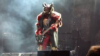 Lordi - Bass Solo, Masters of Rock 2018