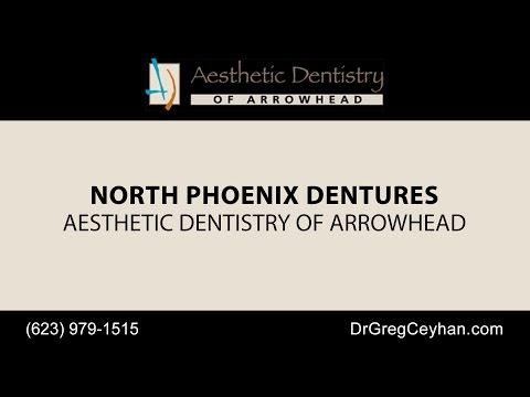 North Phoenix Dentures | Aesthetic Dentistry of Arrowhead