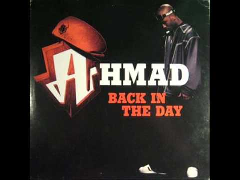 Ahmad - Back In The Day