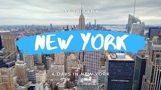 Путешествие по США    Эпизод 6: Нью-Йорк