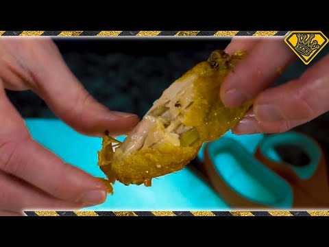 What Happens When You Deep Fry Chicken in a Vacuum?