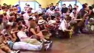 Ithaca Exchange Dance Floor Collapse