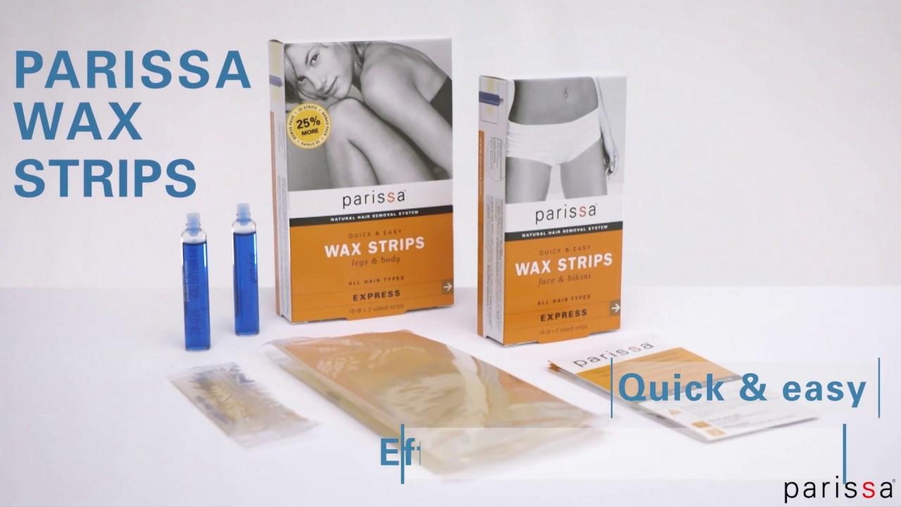 Opinion you parissa wax strips useful idea