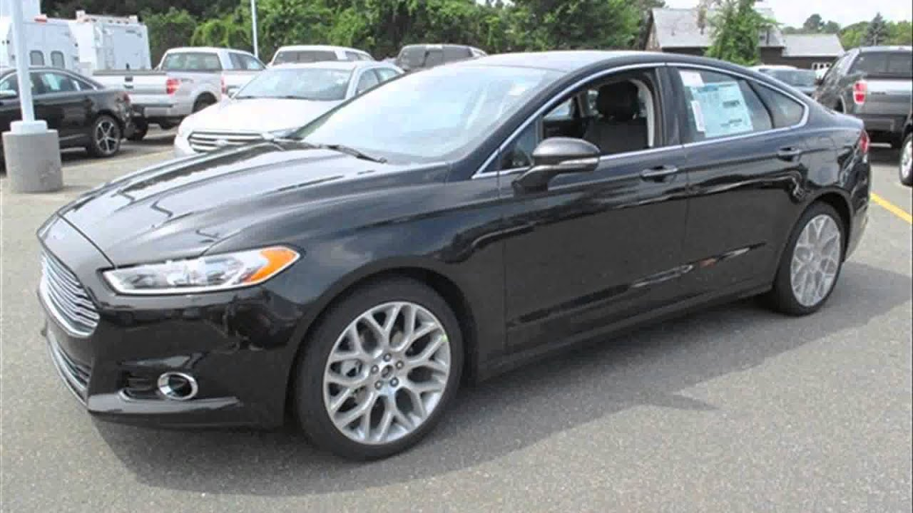 2014 ford fusion titanium awd youtube. Black Bedroom Furniture Sets. Home Design Ideas