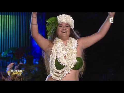 Meilleure danseuse - AHUTORU NUI - Elodie Cowan - Heiva i Tahiti 2016