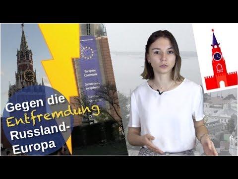 Gegen die Entfremdung Russland-Europa!