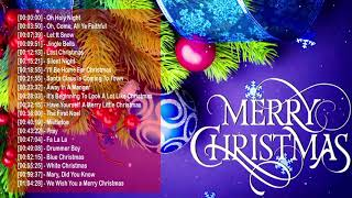 Top 100 Traditional Merry Christmas Songs 2020 Collection - Best Classic Christmas Songs Playlist