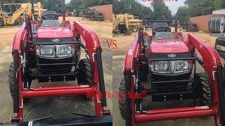 Mahindra Hydro Vs. Gear Transmission Comparison