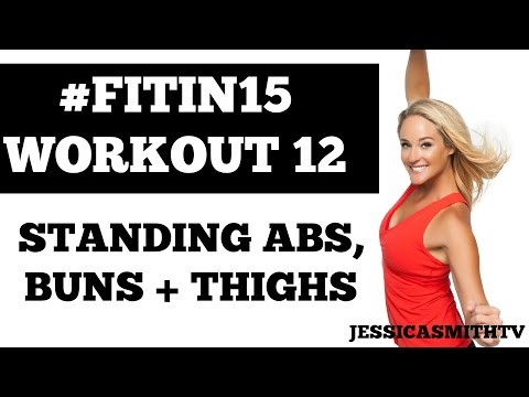 #FITIN15 #Workout 12: