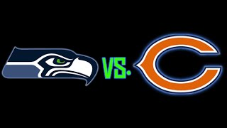 Madden NFL 07 - Seattle Seahawks vs Chicaco Bears (Playstation 3)