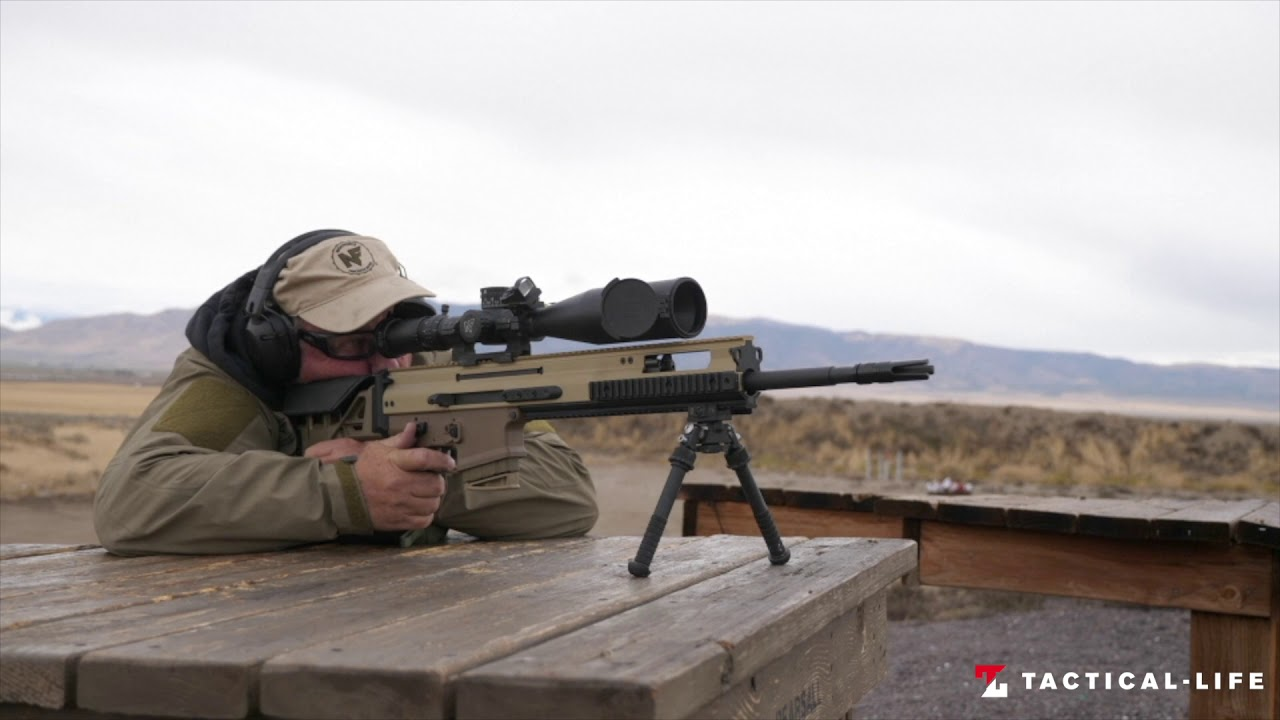 FIRST RANGE TEST: The FN SCAR 20S Is Coming to the Civilian Market