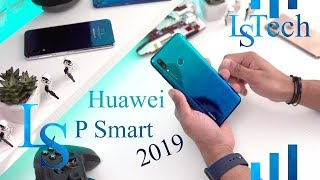 Huawei P Smart 2019 UK Version | Blue | Unboxing and First Look