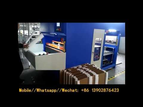 Veinas EPE Foam & Corrugated Pasting Machine: Stick Foam On ...