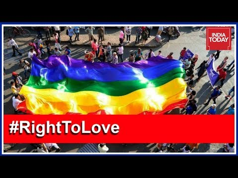 SC To Hear Plea For Decriminalising Homosexuality Today #RightToLove