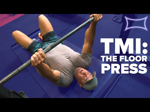 How To Use the Floor Press For Massive Bench Gains | The TMI Series