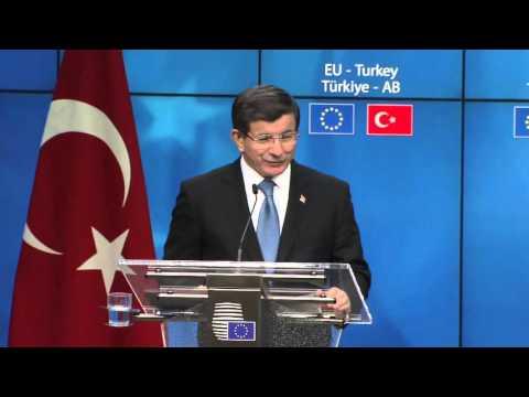 #Turkey: Turkish Prime Minister Ahmet Davutoğlu