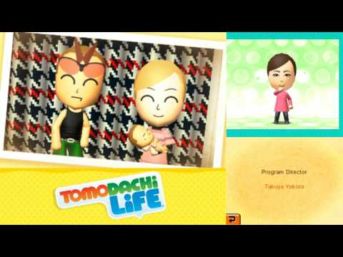 Tomodachi Life: Bryson and Nevaeh's Albums