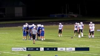 Lex Cath at LCA - 8th/7th Grade Football REPLAY