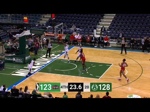 JeQuan Lewis (9 points) Game Highlights vs. Maine Red Claws