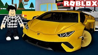 MY VOITURES AT €1,000,000! Roblox