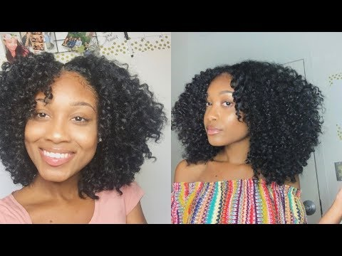 FAST Natural Hair Growth with & without Hair Supplements