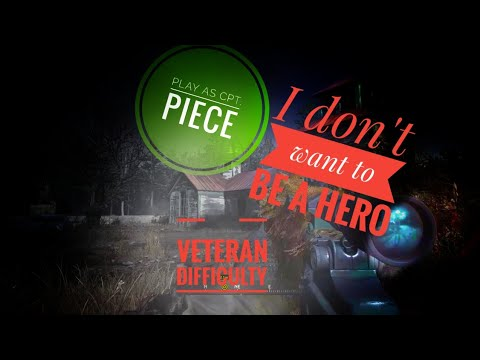 All Ghillied up on Veteran difficult