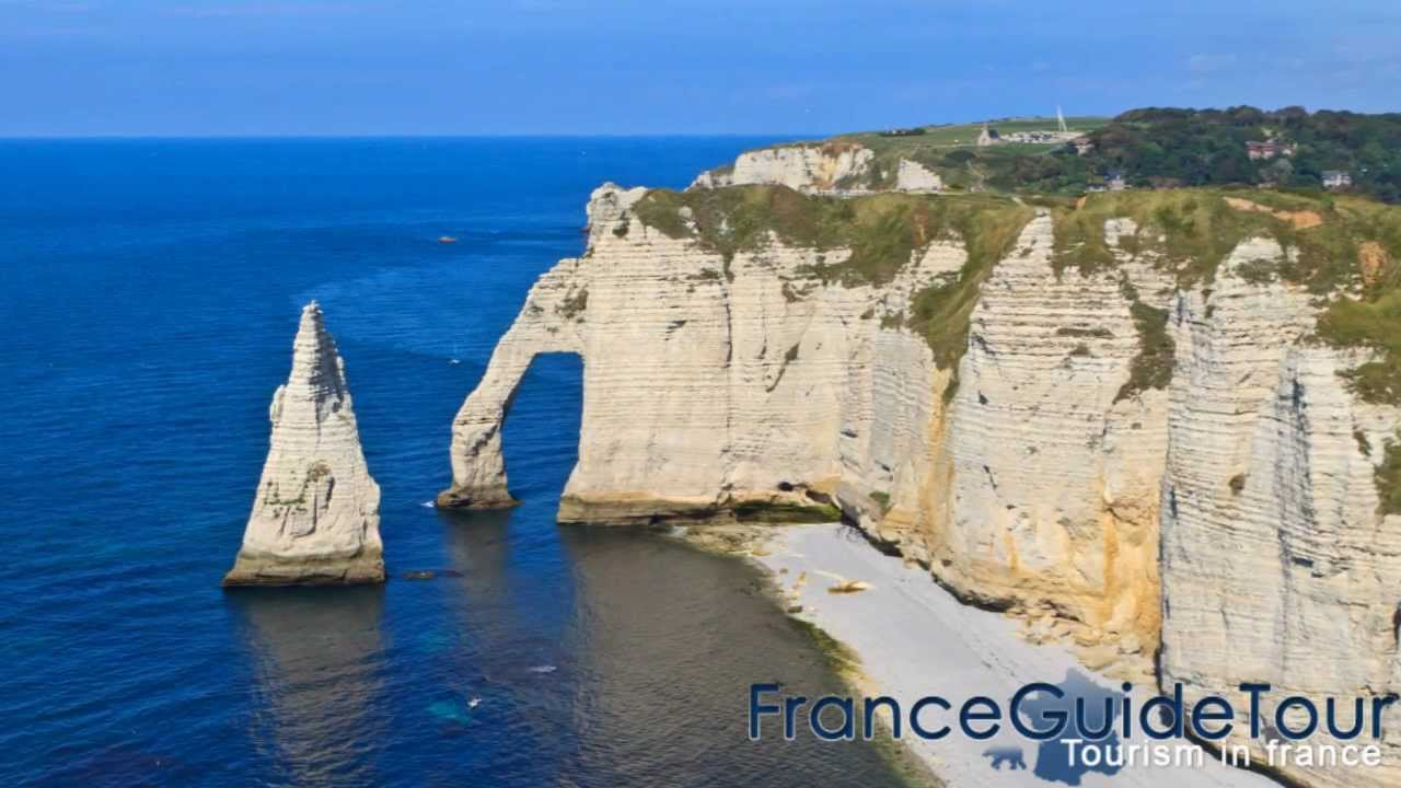 Les falaises d 39 tretat guide touristique for Haute normandie tourisme
